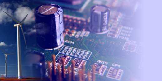 فناوری برق الکترونیک انرژی مخابرات
