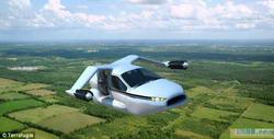 علم فناوری آموزش اخبار خودرو-ماشین پرنده TF-X