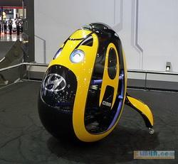 علم فناوری آموزش در علمها - خودروی hyndai e4u