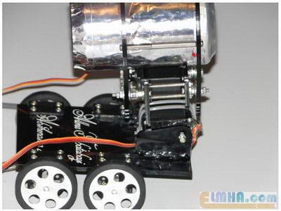 اخبار علم فناوری آموزش الکترونیک رباتیک خودرو در علمها-ربات امدادگر