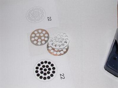 تصویر7- علم فناوری آموزش در علمها-روش ساخت لامپ LED ال ای دی دستساز