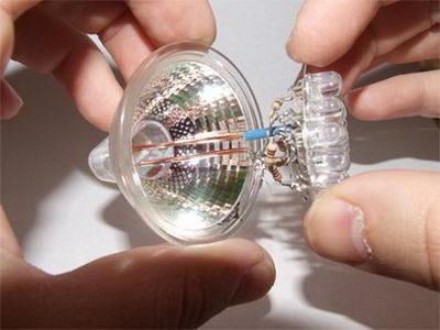 تصویر17- علم فناوری آموزش در علمها-روش ساخت لامپ LED ال ای دی دستساز